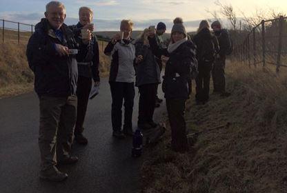 Scotland Walk