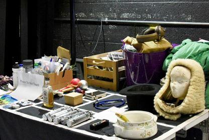Rep Theatre Backstage
