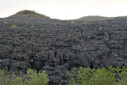 Anrakana NP  Tsingy