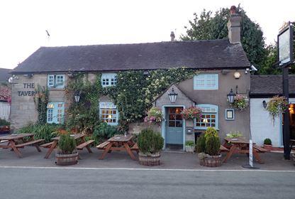 The Tavern in Denstone