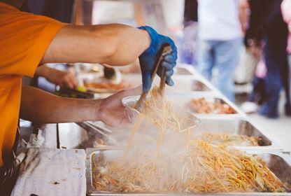 street food st nicks market