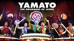 yamato drummers poster