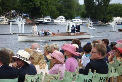 Henley Regatta Tickets >> Henley Regatta And Afternoon Tea In The Regatta Enclosure Henley