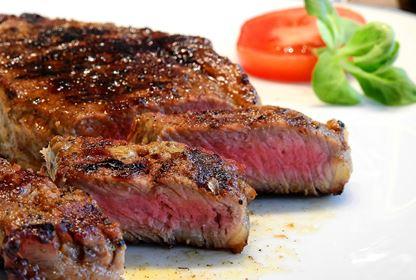 Steak Night Food