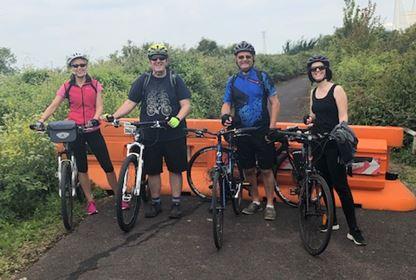 Severn Bridge Bike Ride