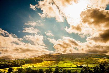 Burnsall North Yorkshire