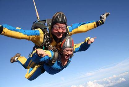Spice West Midlands Tandem Skydive