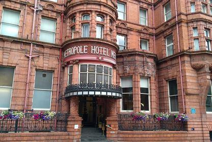 Met Hotel Leeds