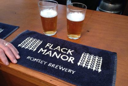 Beers Flack Manor Brewery Romsey