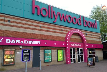 Leeds  hollywood bowl