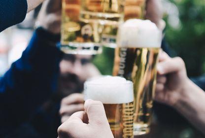 pints cheers
