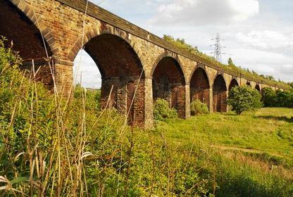 Clifton Railway Viaduct 13 Arches