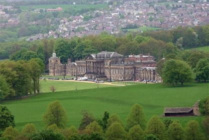 Wentworth Woodhouse from Hoober Stand