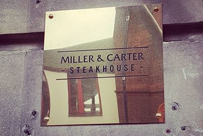 Miller and Carter Steakhouse St Albans