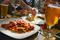 Spice Dines - Garfunkels, Bath