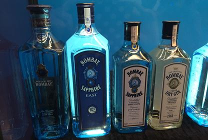Bombay Sapphire gin Distillery  May 2015 033