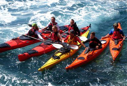 Kayaking Kolocep island (1)