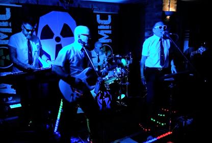 Atomic 80s Band