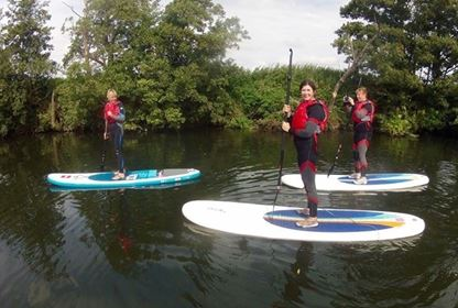 BC Stand Up Paddleboarding Sept 15
