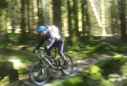 Coed y Brenin Mountain Biking Weekend