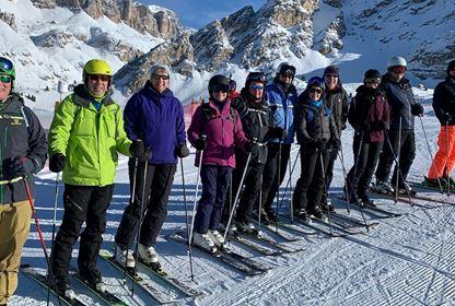 Scotland Ski Canazei