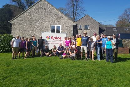 Dovedale House Walking and Social Weekend