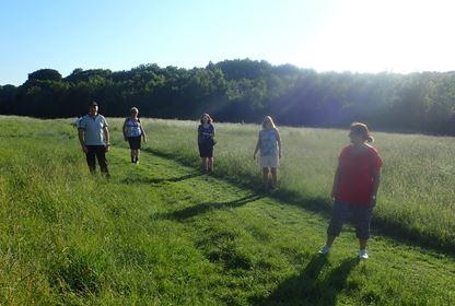 Social Distance Walk Middleton Park Leeds