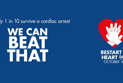 Restart a Heart CPR