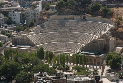 Amman   Roman Theater 1