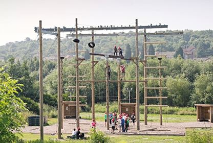 Kingswood Dearne Valley High Ropes