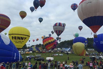 Bristol Balloon Fiesta 2016