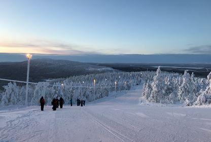 Spice Lapland Trip 2017