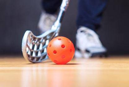 95742754floorballplayerwithstickandballfloorhockeyconcept