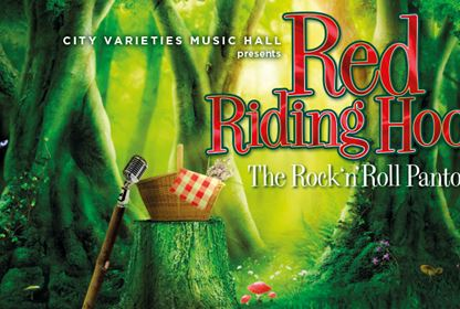 Red Riding Hood Rock Panto City Varieties