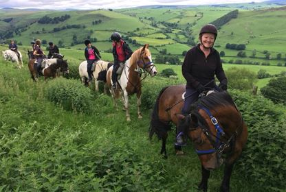 Horse Riding Weekend