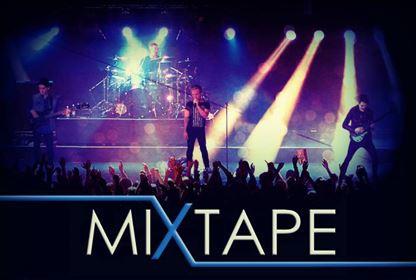 Mixtape with Logo