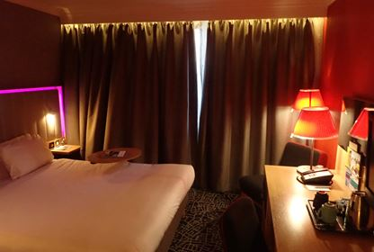 Park Inn York Double Room