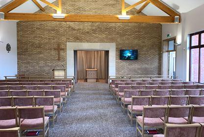 Test Valley Crematorium Chapel