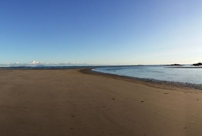 Generic Anglesey Beach Sea