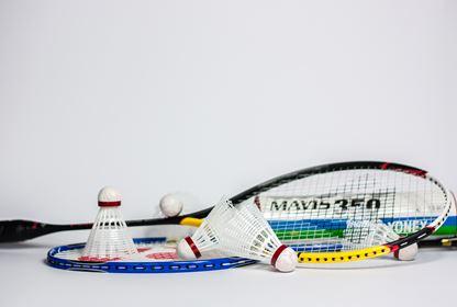Sports badminton (10)