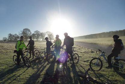 Chatsworth Improvers Mountain Bike Ride