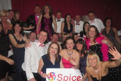 Spice ball group