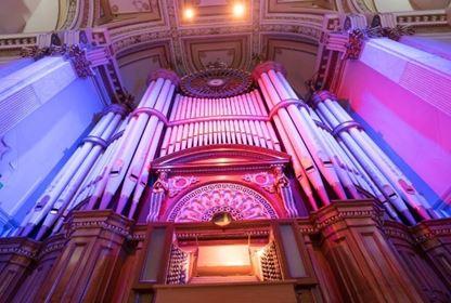 Huddersfield Town Hall Organ