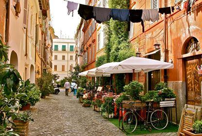 Rome trastevere1