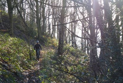 Chatsworth Improvers Mountain Bike Ride2