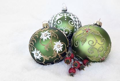 Generic Christmas Baubles