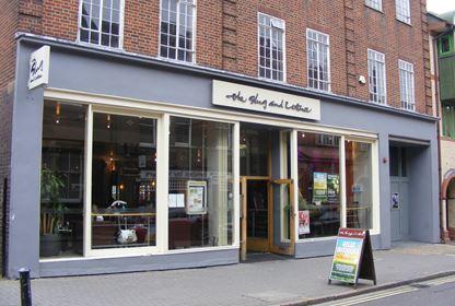 slug and lettuce pub St Albans